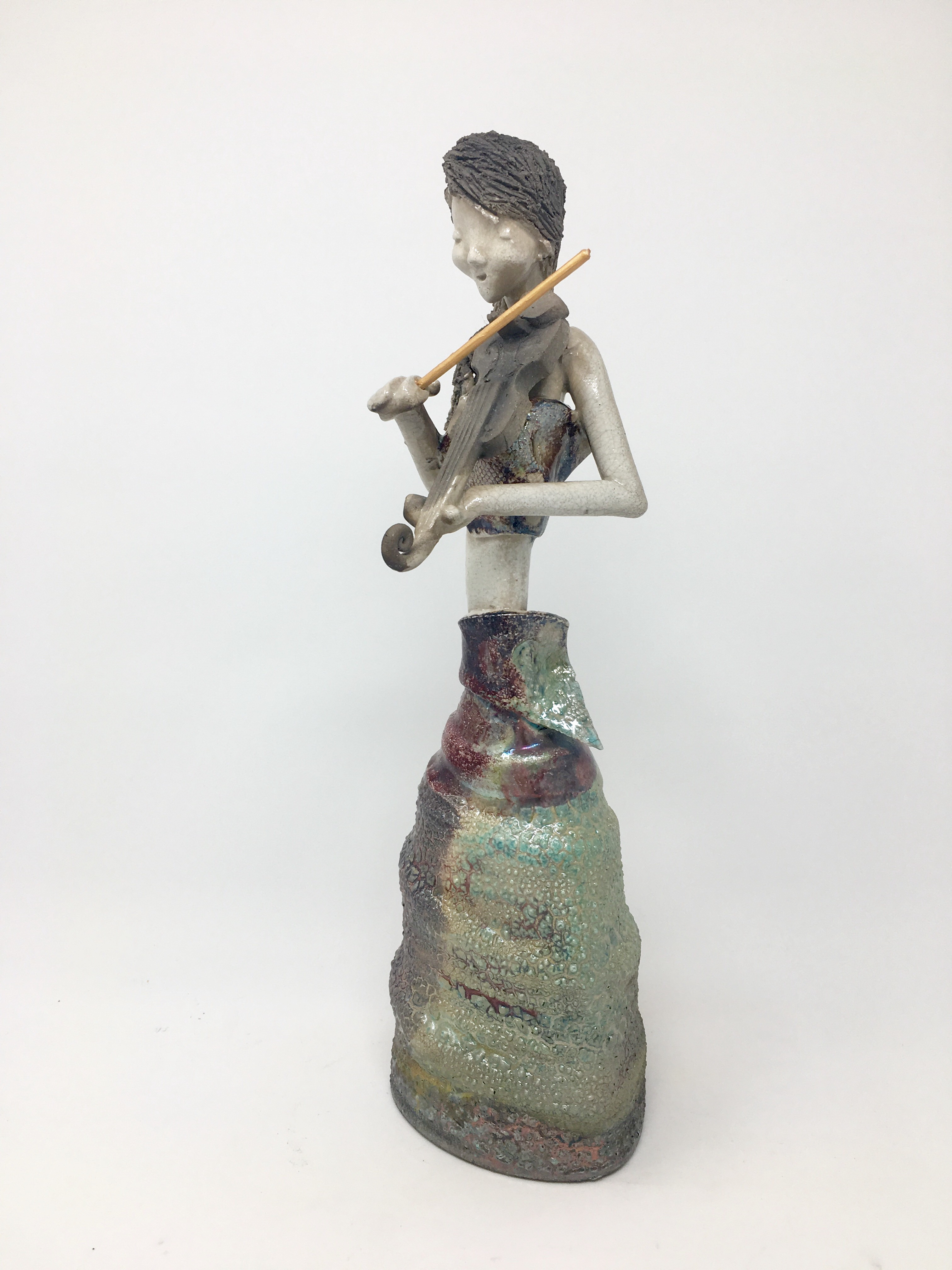 Fiddler of Dooney, ceramics, £95