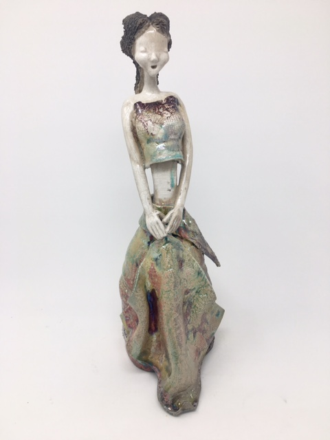 Cloths of Heaven, ceramics, £95